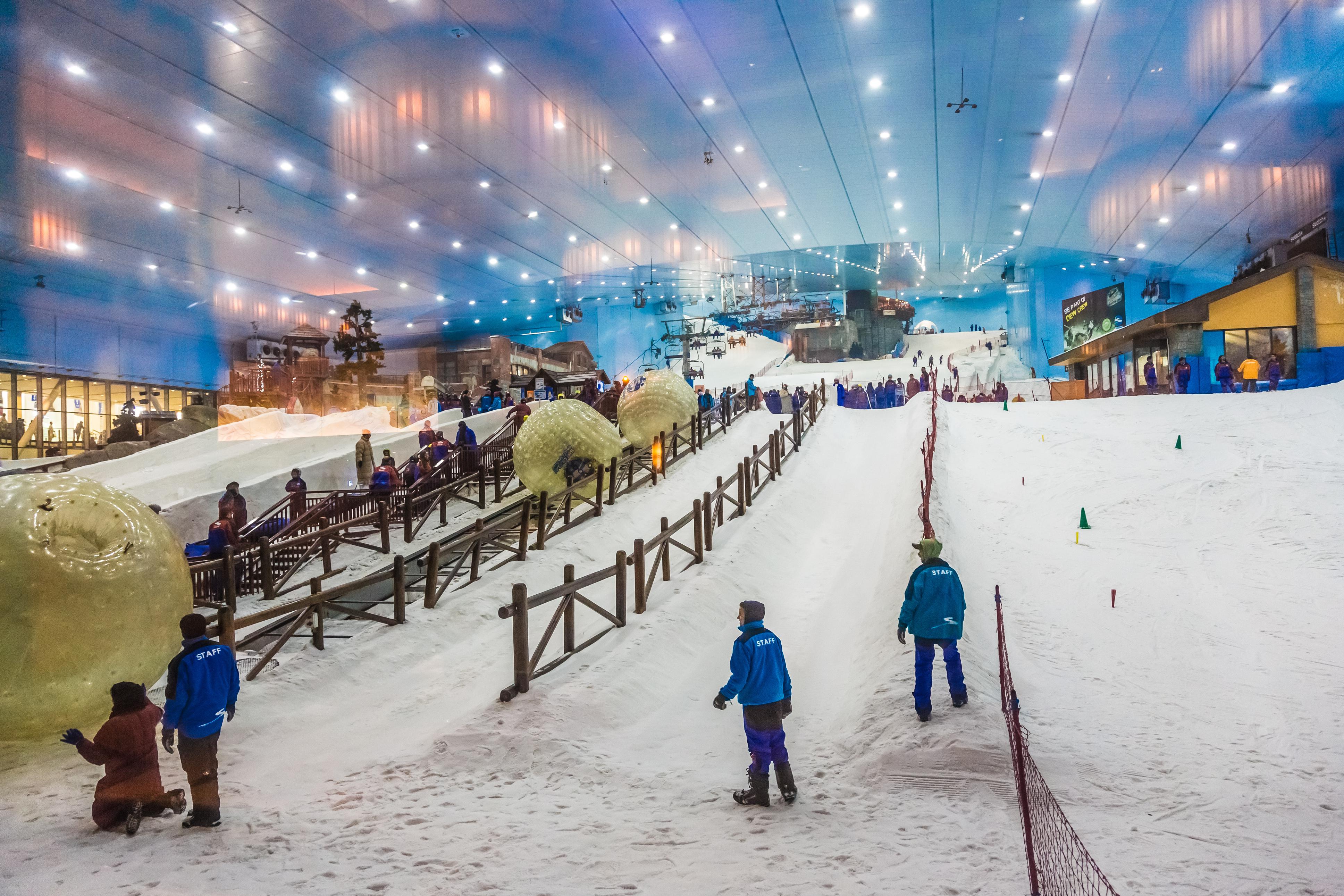 Upgrade Your Next Holiday to Dubai with a Trip to Ski Dubai
