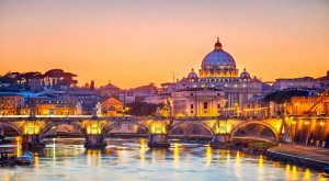 St_Peters_cathedral_in_Rome_Italy