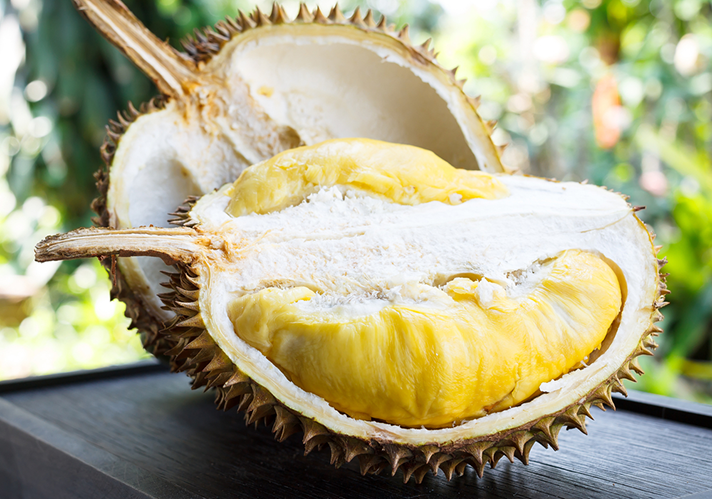 8 Oddest Food Items Durian