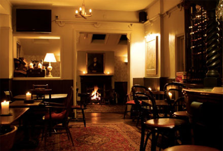 The Andover Arms