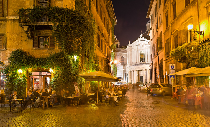 Rome, Italy - 15 Hottest Food Cities for 2015
