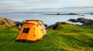 Luxury Camping Adventure with Amenties