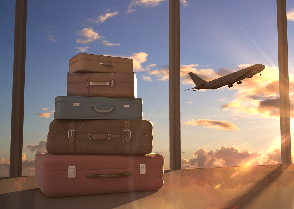 Pack bags and fly to your dream destination. Get motivated by travel quotes