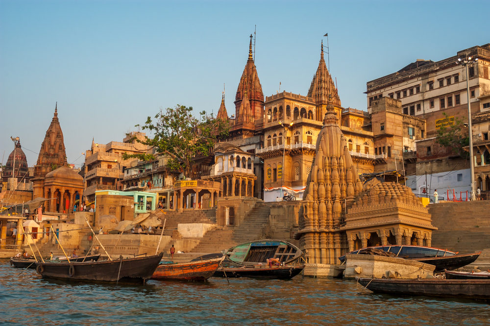 Ancient temple city of India, Varanasi is steeped in rich culture and traditions.