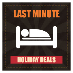 Catch last minute holiday deals and get major discounts on budget travel, hotels and cheap flights
